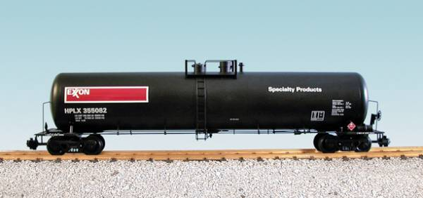 USA-Trains HPLX (Exxon)  - Black ,Spur G