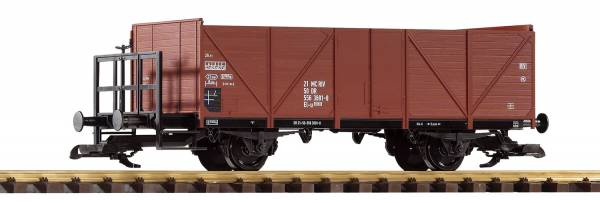 Piko G-Offener Güterwagen DR IV m.Bb. Spur G