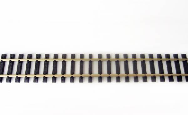 Thiel gerade Gleise 3000mm Messing 10 Stück, Spur G