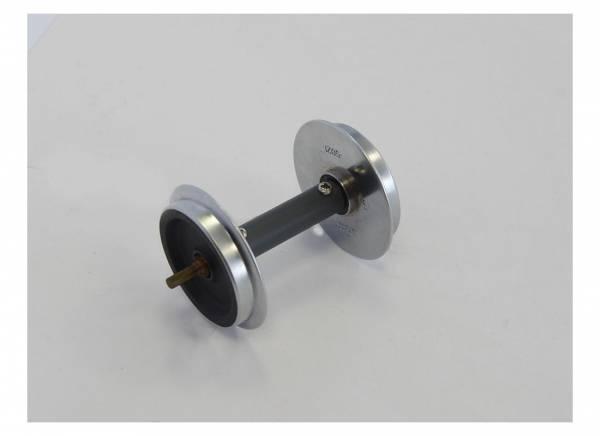 G-Metallradsatz ,kugelgelagert 35mm für Wagen (2 Stück)