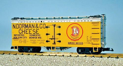 USA-Trains N. Dorman & Co. Cheese ,Spur G