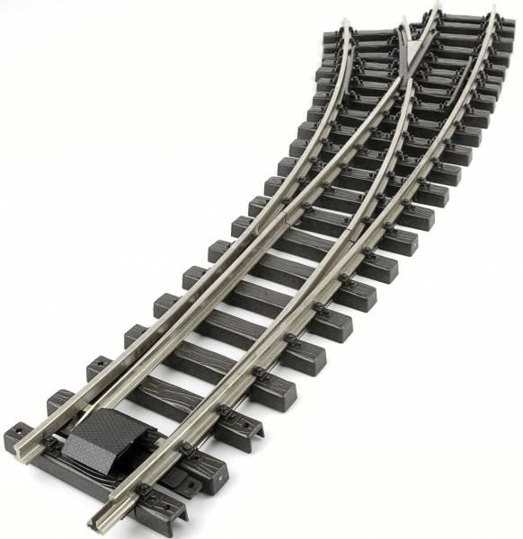 Train Line45 NI Bogenweiche links, Radius 120/210cm, ohne Antrieb