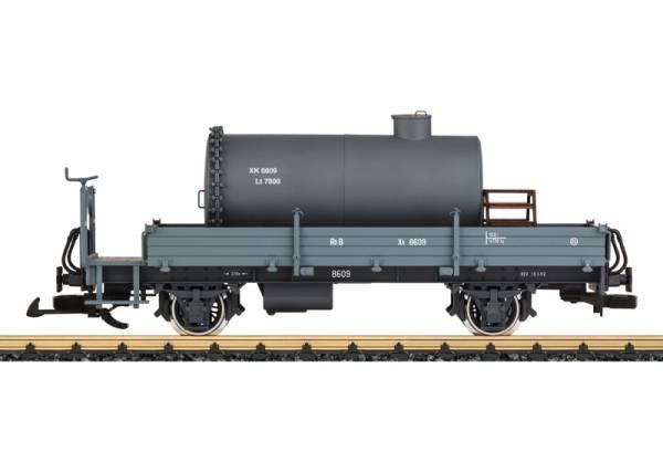 Dienstwagen Xk 8609 RhB