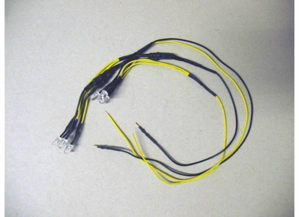 Piko G-LED Beleuchtung V 100 (2 Stück) Spur G