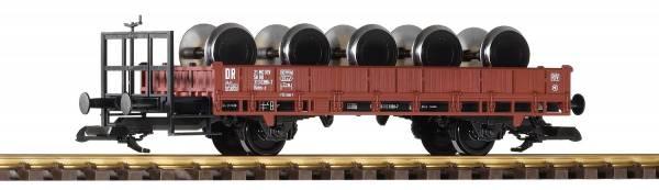 Piko G-Niederbordwagen DB IV mit 5 Lokradsätzen Spur G
