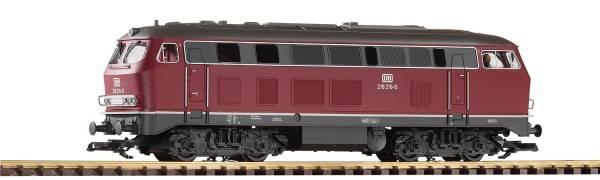 Piko G-Diesellok BR 218 purpurrot DB IV Spur G