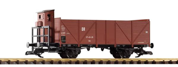 Piko G-Offener Güterwagen DR III m.Bb. Spur G