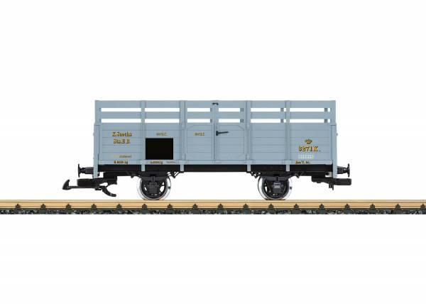 Off. Güterwagen K.Sächs.St.E.