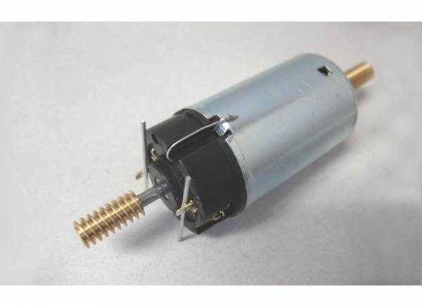 G-Motor mit Schnecken+Kl, BR 80 m.Sound