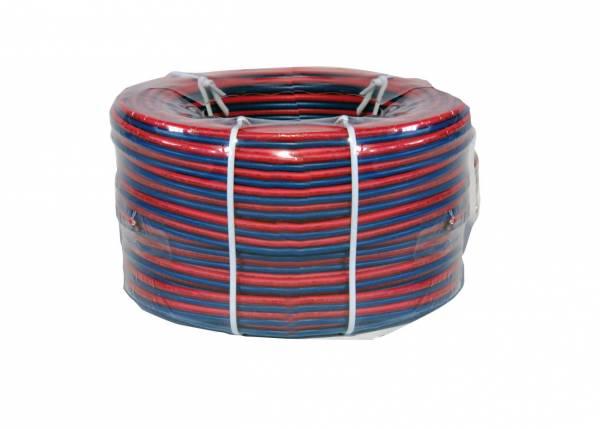 Piko G-Anschlusskabel rot/blau 25m Spur G