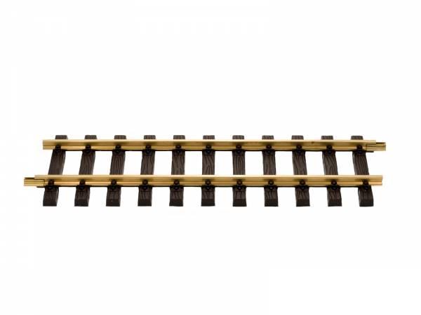 LGB 2 Messing Gleise, gerade, L=300 mm, Spur G