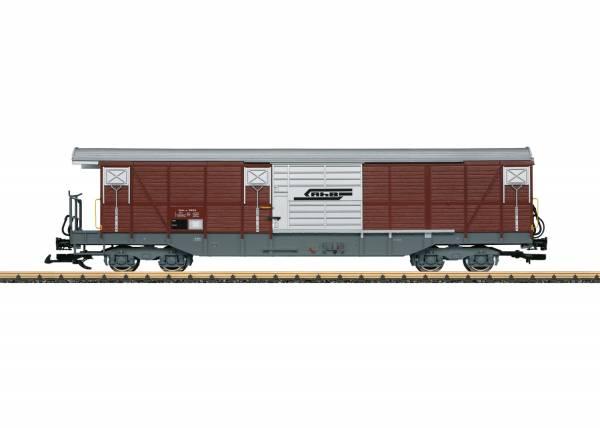 Ged. Güterwagen RhB