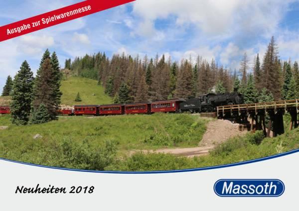 Massoth Katalog Neuheiten 2018