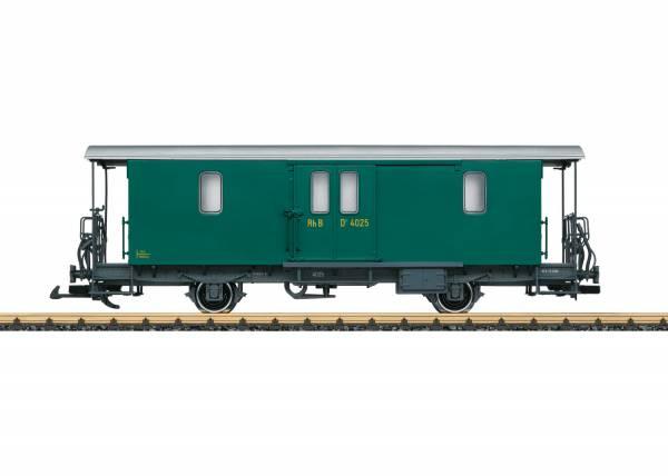 Gepäckwagen RhB D2