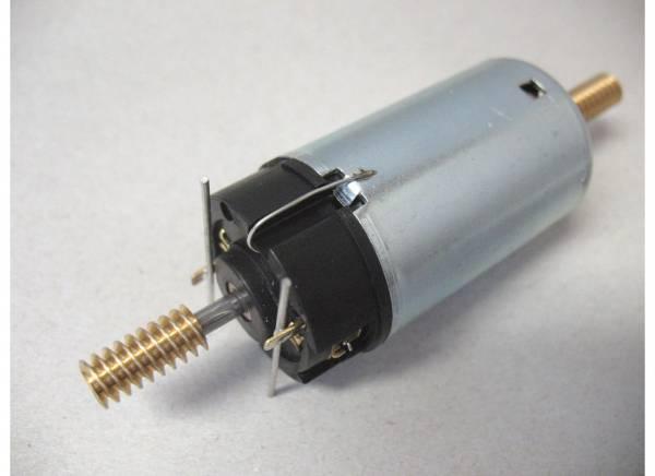 G-Motor mit Schnecken US-Mogul