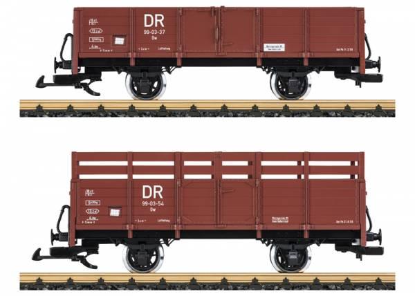 Off.Güterwagen-Set DR