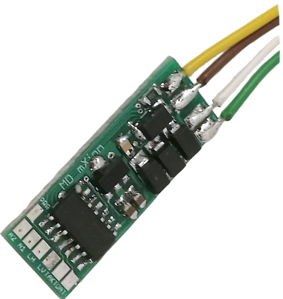 MD DRIVE-S (2A Lokdecoder)
