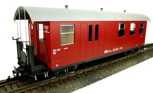 Train Line45 DR Packwagen 902-307, rot, Spur G, Artikel ZRT 3130790
