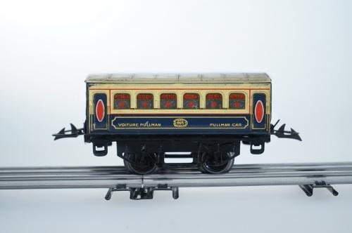 Hornby Meccano Personenwagen, Spur 0, automatische Hornby Kupplung ...