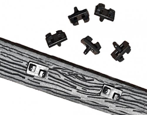 Zenner 6 Kupplungsbolzen in schwarz
