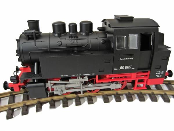 Dampflok BR 80, analog, Spur G, für Gartenbahn IIm