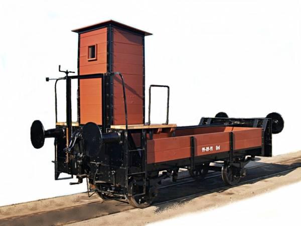 Boerman Rollbock-Bremswagen HSB, Spur G, Spur 2 (64mm)