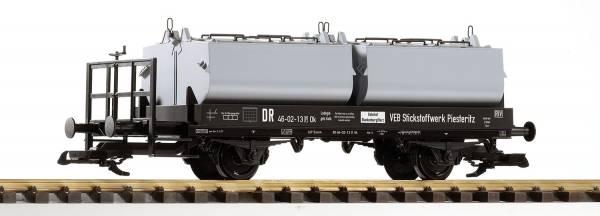 Piko G-Kübelwagen DR III m. Bb. Kalkkübel Spur G