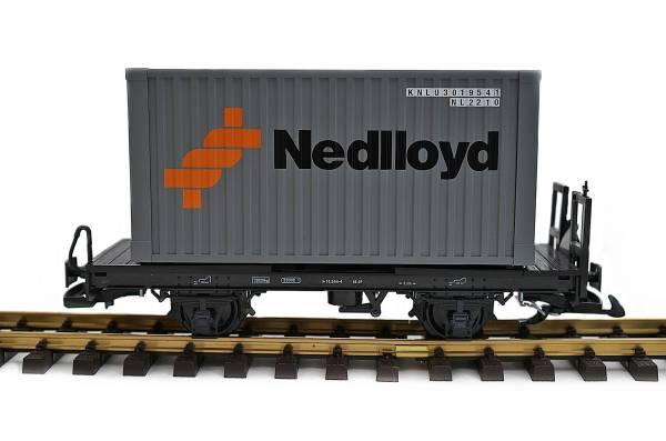 Zenner Containerwagen Nedlloyd, LüP 300, Spur G