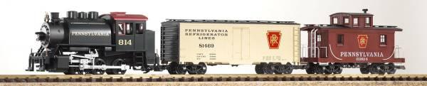 Piko G-Start-Set PRR Güterzug Spur G