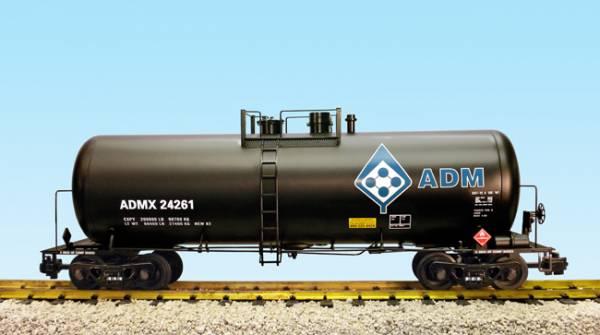 USA-Trains ADM - Black ,Spur G