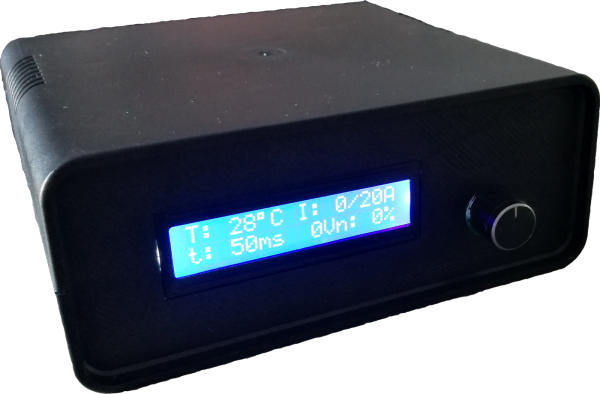 MD-Electronics DCC Digitalzentrale 30Z für Spur 1 und Spur G