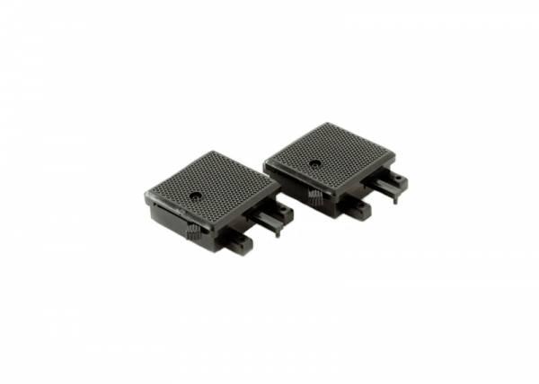 LGB Handweichenantrieb, 2 St. für Spur G und Spur II (64mm)