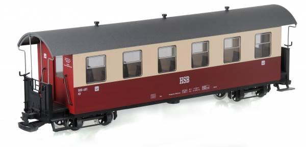Train Line45 HSB Personenwagen 6 Fenster 900-503 Spur