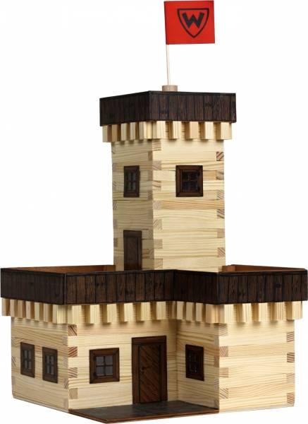 Walachia Sommmerschloss Bausatz Nr. 29, Holzhaus für Spur 1 / Spur G, 1/ 1:32