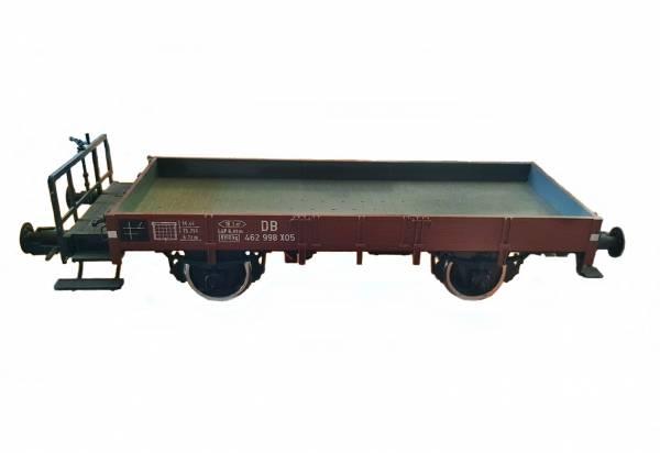 Märklin Niederbordwagen 5836 Spur 1, mit Bühne, gebraucht