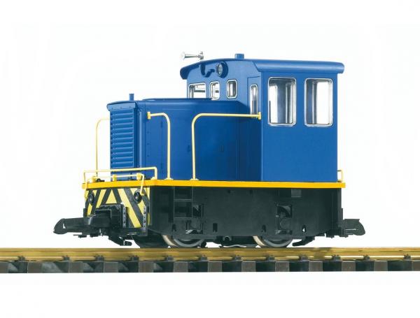 Piko G-Diesellok GE-25Ton Industrielok blau-gelb