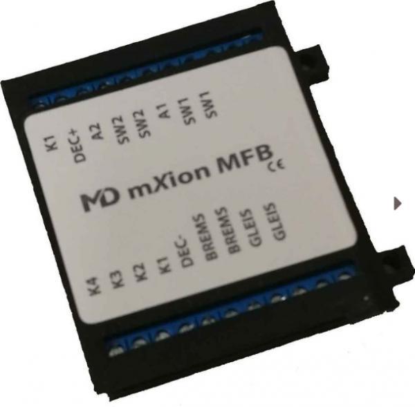 MD MFB (Pendelzugsteuerung analog/digital, Bremsgenerator)