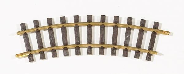 Piko 6 x G-Bogen R1 600 mm, 30° VE12 Spur G
