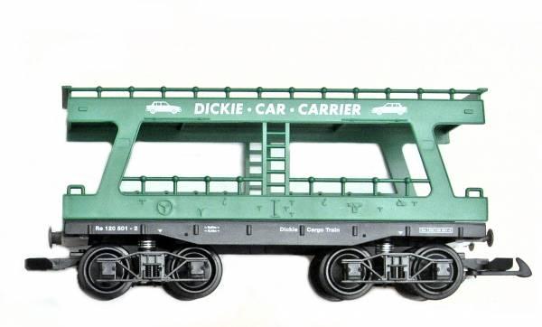 Zenner Autotransporter, Drehgestelle vom Typ LGB, Spur G Gartenbahn