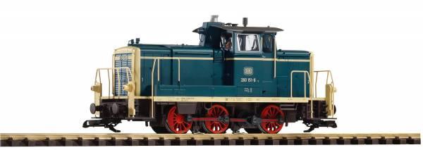 Piko G-Diesellok BR 260 DB IV beige-blau Spur G
