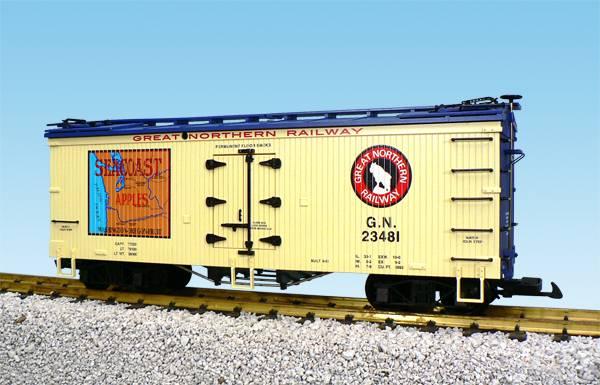 USA-Trains GN/Seacoast - Cream/Blue ,Spur G
