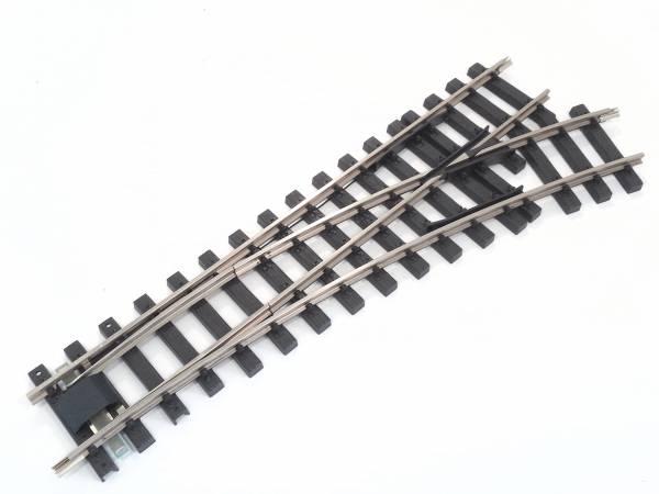 Train Line45 NI Weiche rechts, Radius 120cm, ohne Antrieb