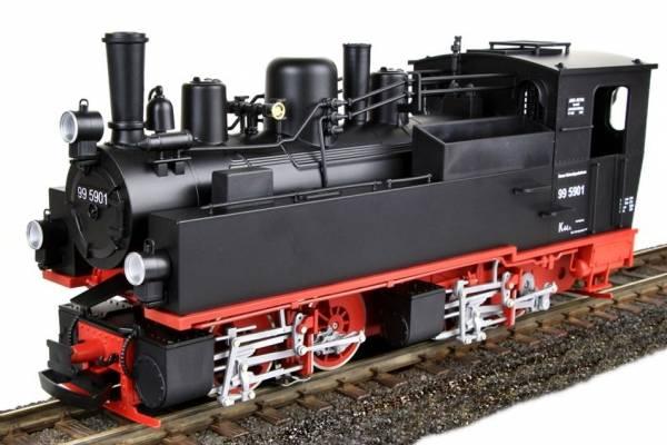 Train Line45 Dampflok Mallet, analog, Spur G, zu LGB kompatibel