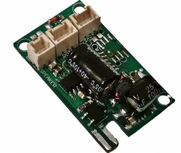 MD BASIC-S Soundmodul ohne externen Speicherbaustein. Spur G