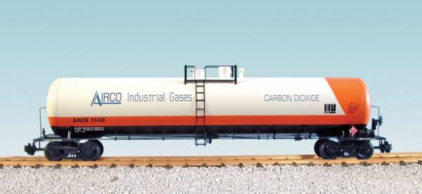 USA-Trains Airco - Orange/White ,Spur G