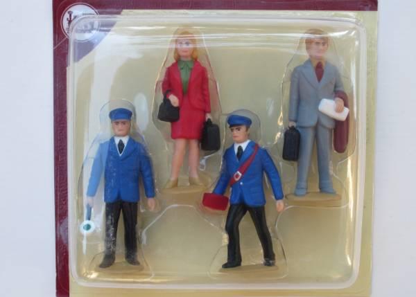 LGB Bahnhofs-Figuren