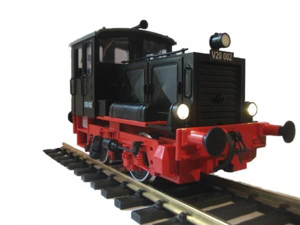 Zenner Umbau LGB Lok Köf Spur G auf Spur II (64mm), gebraucht
