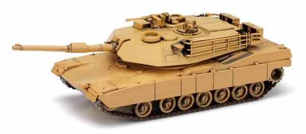 NewRay 1:32 Heavy Metal Panzer M1A1 (Batterie nicht inkl.)