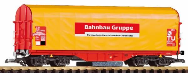 PIKO Güterwagen Schienenreinigungswagen 37720 Bahnbau Gruppe V, Spur G