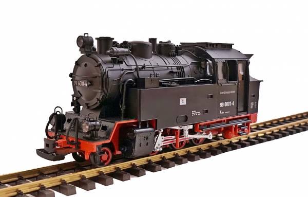 Train Akku Funk Dampflok, Bauart 99 der DR, Spur G Gartenbahn